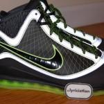 "DJ Clark Kent x Nike Air Max LeBron VII ""112"" Detailed Photos"