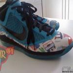 """Leaked: Nike Air Max LeBron VII (7) """"Kinbe Le' Page"""" Haiti PE"""