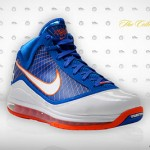 Nike Air Max LeBron VII HWC Blue Player Exclusive – New Photos