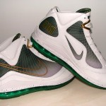 Nike Air Max LeBron VII (7) SVSM Home Player Exclusive Gallery