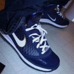 "After the Drop: Nike Air Max LeBron VII ""Akron Zips"" Close Ups"