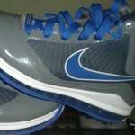 Preview of the Cool Grey/Varsity Royal-White Air Max LeBron VII