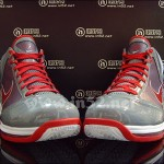 Cool Grey/Varsity Red-White Nike Max LeBron VII (7) First Pics
