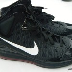 Nike Air Max LeBron VII (7) X Hyperfuse Wear Test Sample