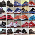 Nike Air Max LeBron VII – Unreleased PEs & Samples Collection