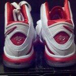 Closer Look at Nike Air Max LeBron 8 China Colorway U.S. Version