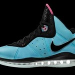 Preview of LeBron's Special Miami Inspired Nike LeBron 8 Make Up