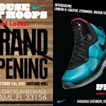 "James to Debut LeBron 8 ""South Beach"" at House of Hoops Miami"
