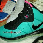 "Nike LeBron VIII (8) ""Pre-Heat"" Miami Vice Inspired – New Images"