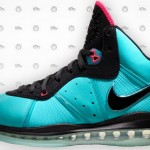 Nike LeBron 8 Miami South Beach Edition – Release Information