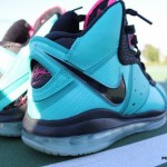 Release Reminder: Limited Miami South Beach Nike LeBron 8