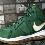 Nike LeBron 8 V/1 SVSM Away Player Exclusive New Images