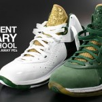 PE Spotlight: Nike LeBron 8 V1 SVSM Home and Away PEs