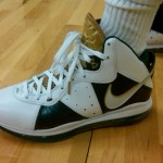 Nike LeBron 8 V1 Still Going Strong! SVSM Home and Away PEs.