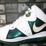 Nike LeBron 8 V/1 SVSM Home Player Exclusive New Images