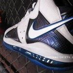 Fresh Look at Nike LeBron 8 Personalized for Dallas Mavericks