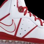 Actual Photos Featuring Nike LeBron 8 Miami Heat Home Edition