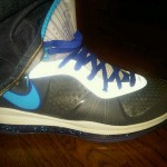 Leaked: DJCK Shows Nike LeBron 8 V/2 in All-Star Colorway