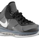 Nike Air Max LeBron 8 V/2 Black/Grey/White Coming Soon