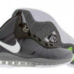 """LeBron 8 V2 """"Pre-Dunkman"""" Arrives Early. Compare with LBJ's PE."""
