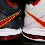 "Nike Air Max LeBron 8 V2 Miami Heat ""Home"" and ""Away"" PEs"