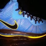"Leaked: Nike Air Max LeBron V2 Blue/Yellow/Black ""Entourage"""