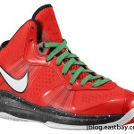 First Look at Nike Air Max LeBron 8 V/2 Christmas Exclusive