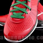 Nike LeBron 8 V2 Christmas Special Make Up – New Photographs