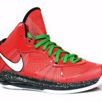 A Fresh Look at Nike Air Max LeBron 8 V/2 Christmas Edition