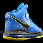 "Detailed Look at Upcoming Nike Air Max LeBron 8 V2 ""Entourage"""