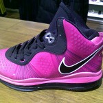 Nike Air Max LeBron 8 V/2 GS & Kids – Pink Fire/Black