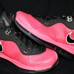 Nike LeBron 8 V2 GS – Black & Pink – Available at Nikestore.com