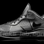 "Additional Photos Presenting ""Blackout"" Nike LeBron 8 V2 Low"