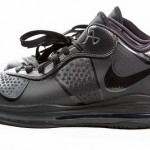 Upcoming Nike LeBron 8 V2 Low – Triple Black – Detailed Images