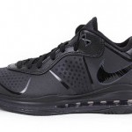"Nike LeBron 8 V/2 Low ""Triple Black"" Available Online"