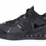 "Nike LeBron 8 V/2 Low ""Triple Black"" Available Online"