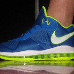 First Look at Nike LeBron 8 V2 Low – Blue & Electric Green