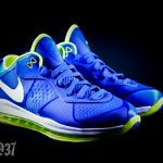 "Obey Your Thirst! Nike LeBron 8 V2 Low ""Sprite"" is Hitting Retail"