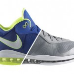 Sprite and Wolf Grey LeBron 8 Lows Make Shy Debut at Nikestore
