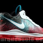 "Nike LeBron 8 V2 Low in South Beach Colors aka ""Miami Nights"""