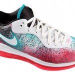 "Nike LeBron 8 V2 Low ""Miami Nights"" at Nikestore China"