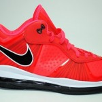 "Nike LeBron 8 V/2 Low ""Solar Red"" Available Early"
