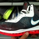 "Jason Petrie Unveils Unreleased Nike LeBron 8 ""Miami Nights"" Mid"