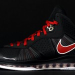 "PE Spotlight: Nike LeBron 8 V2 ""Portland"" Special Make Up"