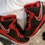 "Leaked: Nike LeBron 8 V2 ""King James Shooting Stars"" Exclusive"