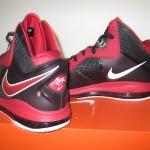 "New Images of Nike LeBron 8 V2 ""King James Shooting Stars"" PE"