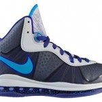 Nike LeBron 8 V2 Summit Lake Hornets Official Catalog Images