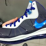 "Probably the Best Look at Nike LeBron 8 V2 ""Summit Lake Hornets"""