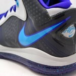 "Nike LeBron 8 V/2 ""Summit Lake Hornets"" Additional Photos"