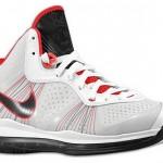 Nike LeBron 8 V/2 (429676-100), Nike LeBron 8 P.S. Tech Specs.
